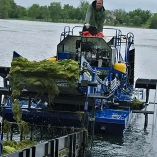 Aquatic Weed Removal Madison, WI